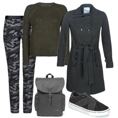 Outfit Basic #696