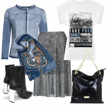 Outfit Casual low-cost