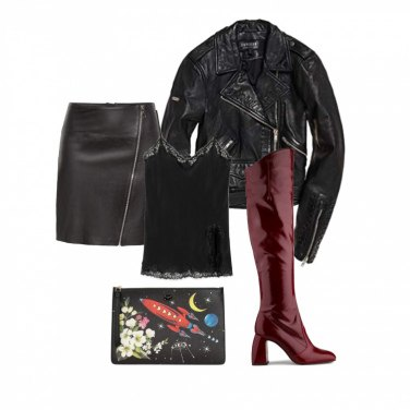 Outfit Rock #194
