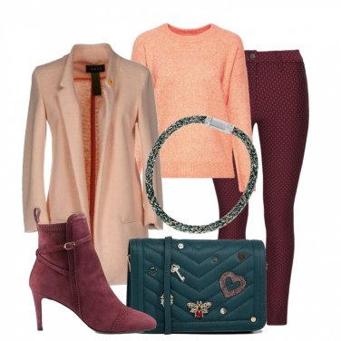 Outfit Look frizzante