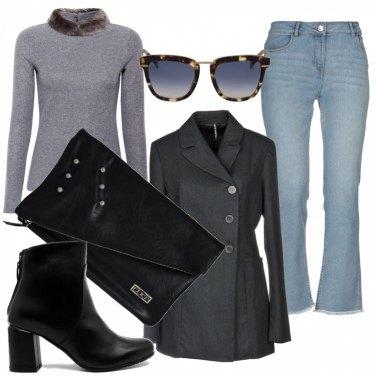 Outfit Semplice-pratica-trendy