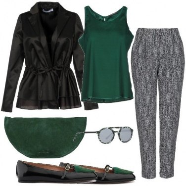Outfit Trendy-chic girl
