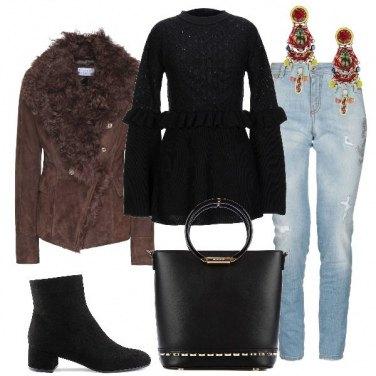 Outfit Al calduccio