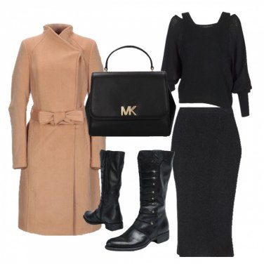 Outfit Il cappotto un must have