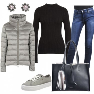 Outfit Grey Is grey