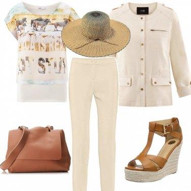 Outfit Ispirazione Africa per la primavera
