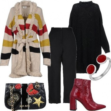 Outfit Maglie oversize