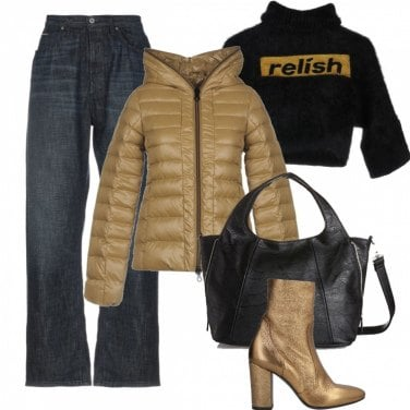Outfit Osa l\'oro