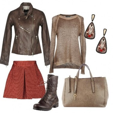 Outfit Modern girl