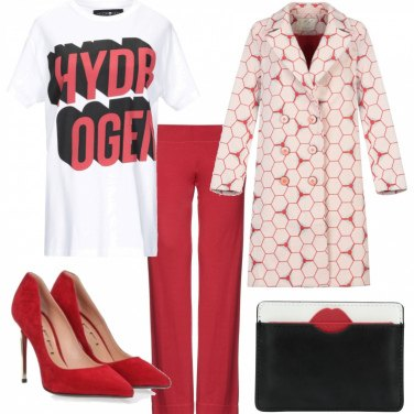 Outfit La formula chimica del fashion