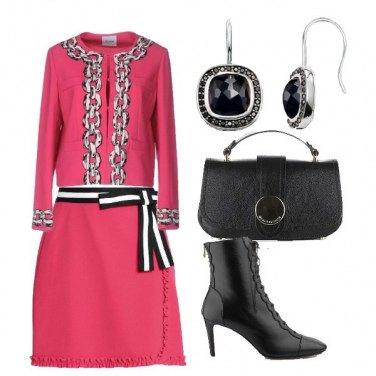 Outfit Sempre al top con classe