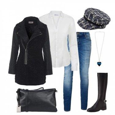 Outfit Comoda e bella!!