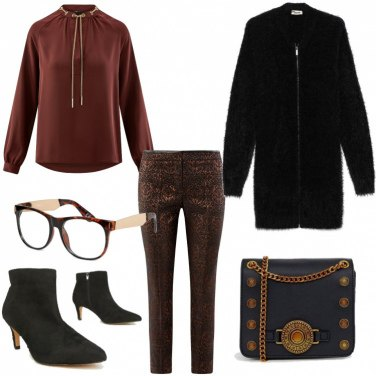 Outfit Damascato