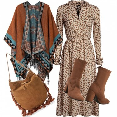 Outfit Etnico #125