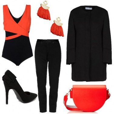 Outfit Urban #538
