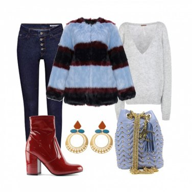 Outfit Fare colpo winter mood