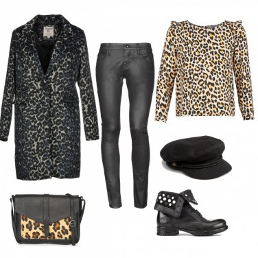 Outfit Easy Animalier