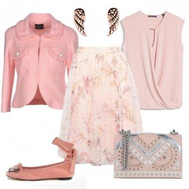 Outfit Étoile di primavera