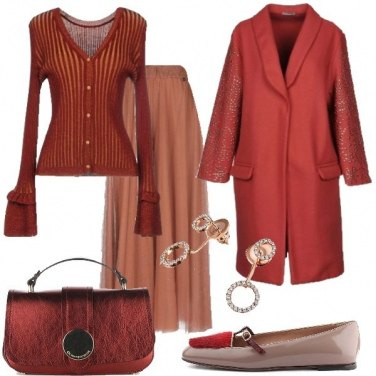 Outfit Serata in colore...