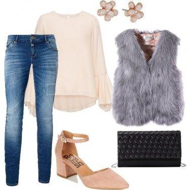 Outfit Romantica e trendy
