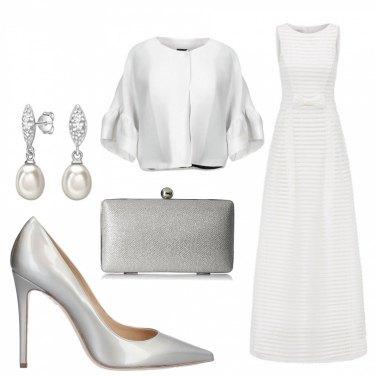 Outfit Una sposa molto sobria