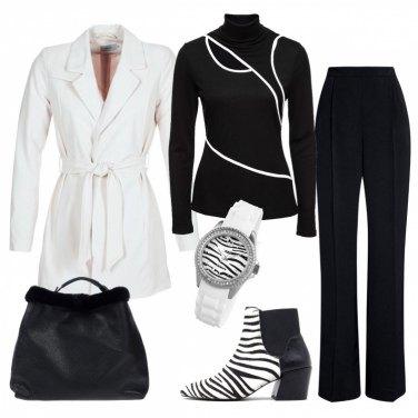 Outfit Zebrato