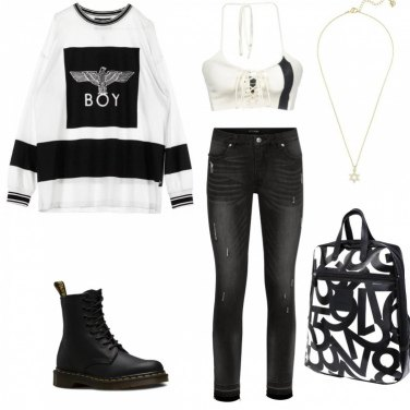 Outfit Urban #542