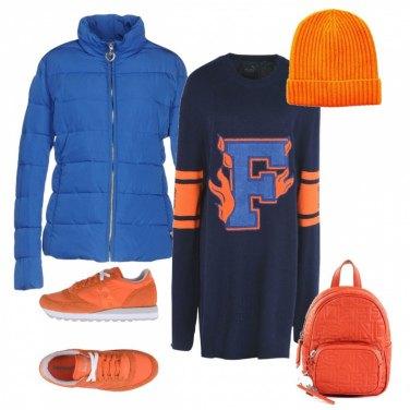 Outfit L'abitino sportivo
