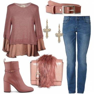 Outfit Il mio mondo rosa
