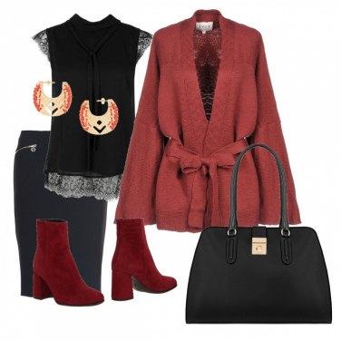 Outfit Terra et noir