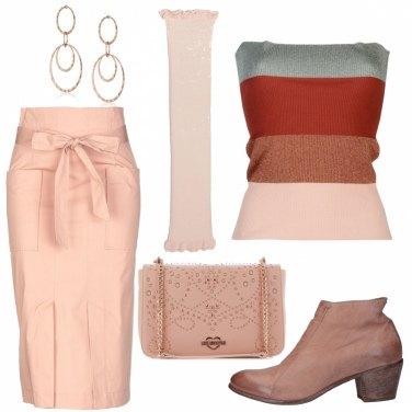 Outfit Il top in maglia