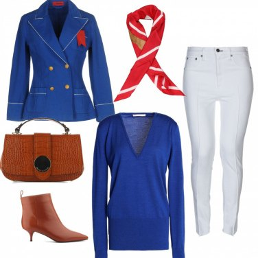 Outfit Elettrica