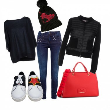 Outfit Scarpa Disney