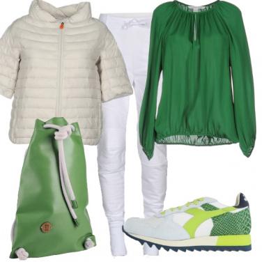 Outfit La passeggiata del sabato