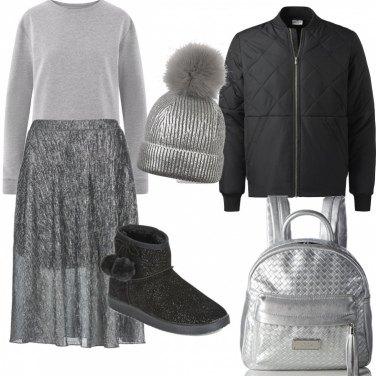 Outfit Ragazza in stile urban