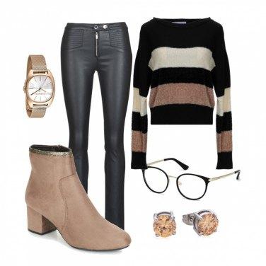 Outfit Giornata in biblioteca