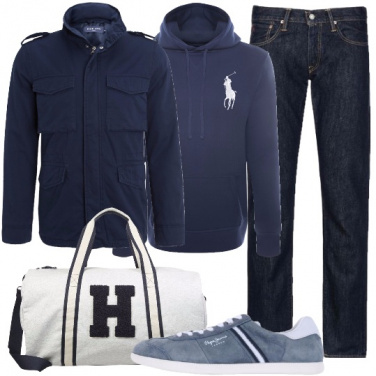 Outfit Questo weekend parto