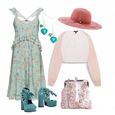 Outfit Cerimonia in campagna