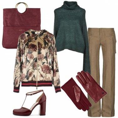 Outfit La T-Bar di vernice