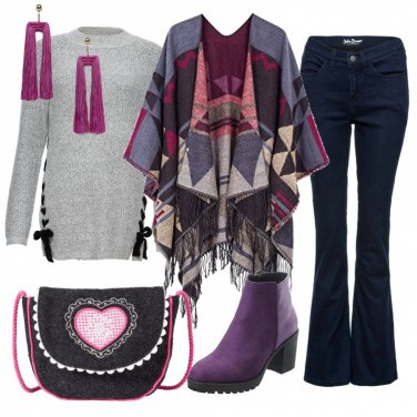 Outfit Etnico #141