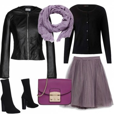 Outfit Color Malva
