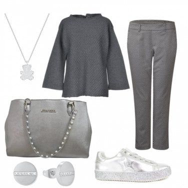 Outfit Una scarpa che si nota