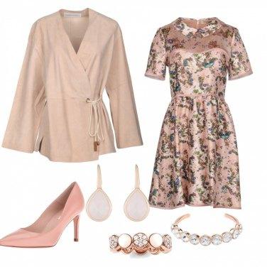 Outfit Girly aspettando primavera