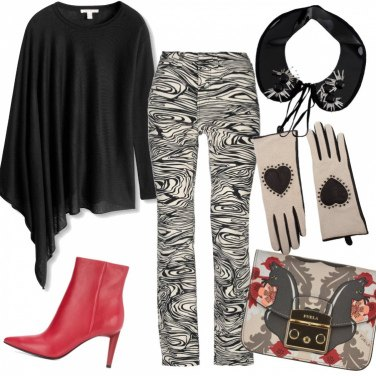 Outfit Pantaloni D&G