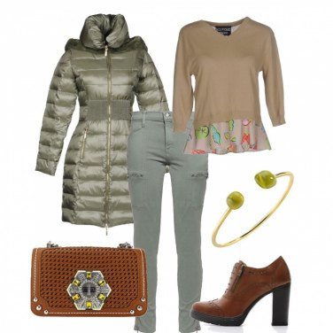Outfit GreeneryWinter!