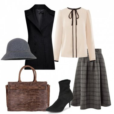 Outfit Mary Poppins returns