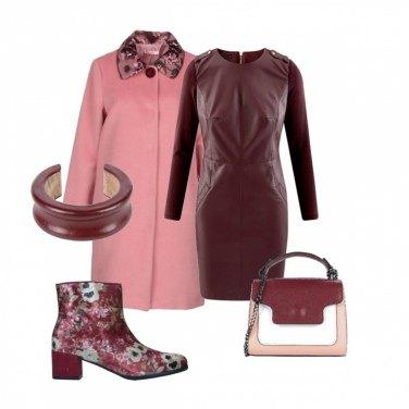 Outfit Macarons à la Fraise et au Chocolat!