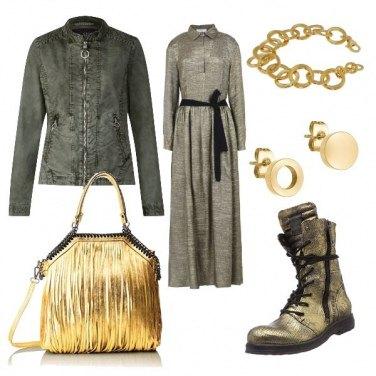 Outfit Eccentrica di giorno e di sera