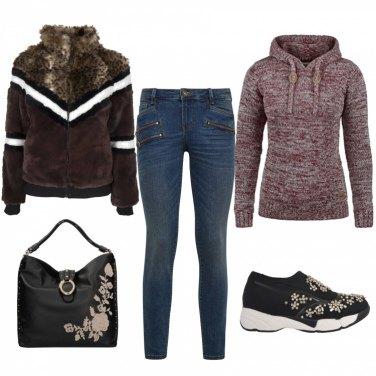 Outfit Sempre femminile