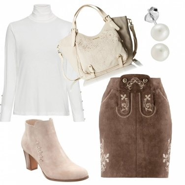 Outfit Etnico #147